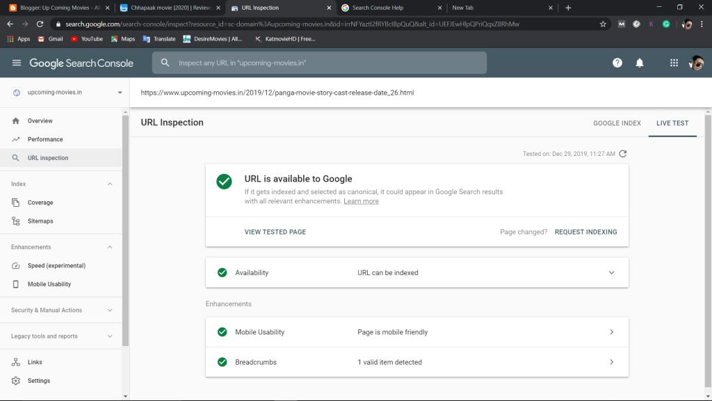 Cara Website Cek Index Domain yang Mudah dan Cepat Dilakukan